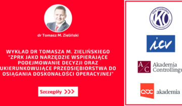"""Wykład ABC Akademia podczas ogólnopolskiej konferencji """"Horyzonty Controllingu"""""""